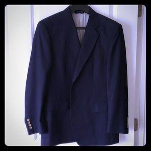 Navy Blazer Size 40S Brand New w/o Tags
